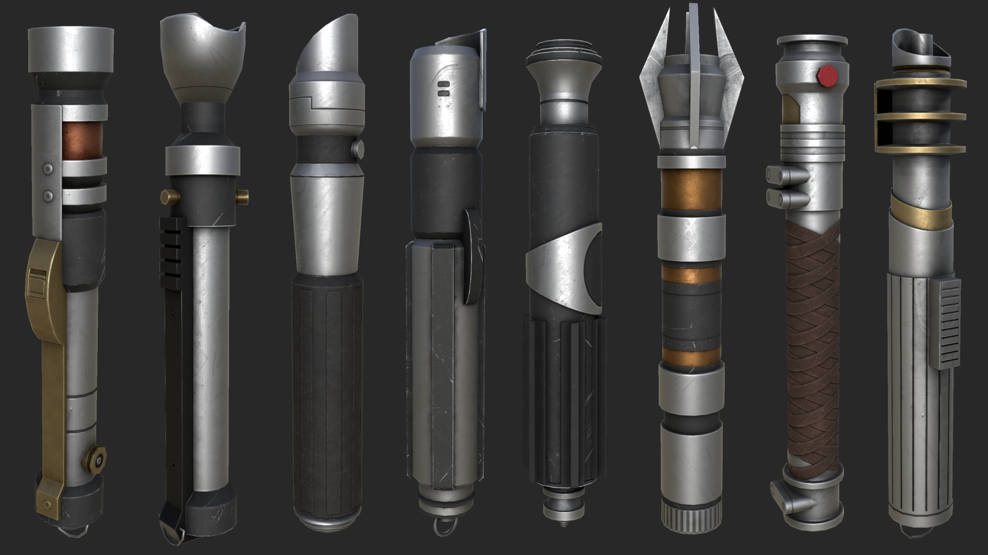 Lightsaber Hilt Collection Lightsabers Melee Jkhub Contribute to rbmy/gungi development by creating an account on github. lightsaber hilt collection